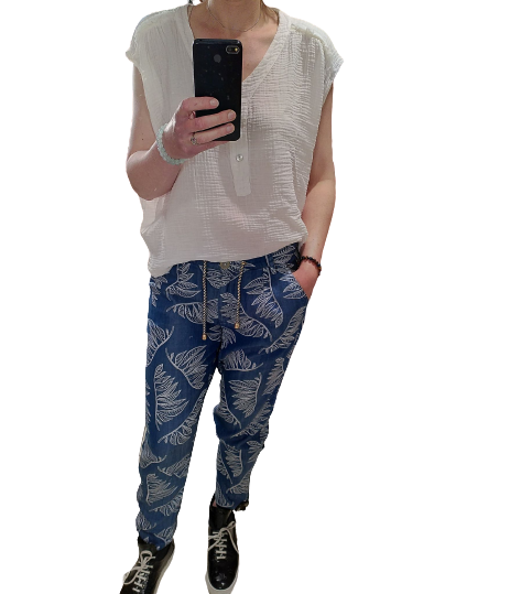 top amour + pantalon lola